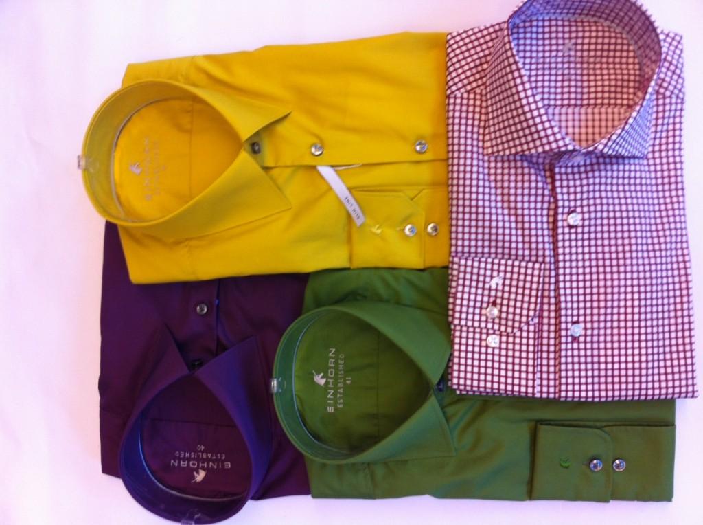 Einhorn skjortor (2)