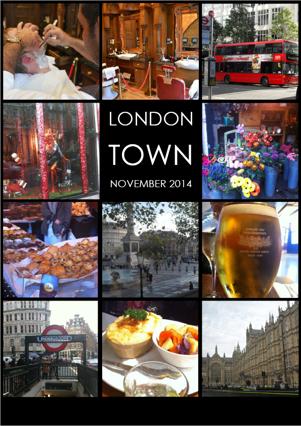Visit i London nov 14